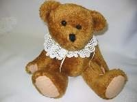 Teddy Bear Collar- Small