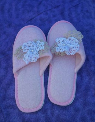 Slippers Pink Medium